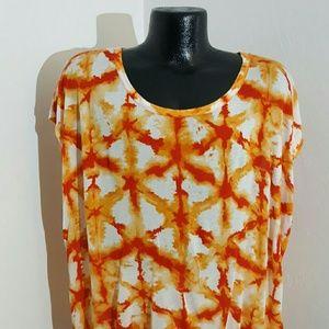 🔥🔥Michael Michael Kors women top tunic size 2X